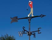 People & Places Weathervanes
