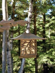 Whitehall Pinecone Suet Bird Feeder