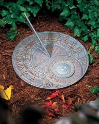 Whitehall Large Perpetual Calendar Sundial