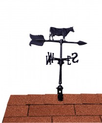 "Whitehall 24"" Cow Accent Weathervane"