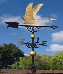 "Whitehall 30"" Goose Weathervane"