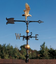 "Whitehall 30"" Eagle Weathervane"