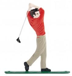 Whitehall Mailbox Sign Ornament - Golfer