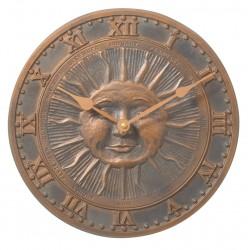 Whitehall Sunface Clock