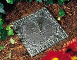 Whitehall Medium Sunny Hours Sundial