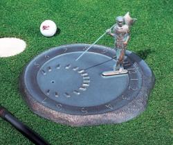 Whitehall Large Golfer Sundial