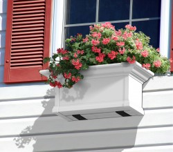 "24""W x 12""D x 10""H Yorkshire Window Box"