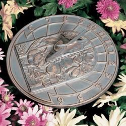 Whitehall Medium Hummingbird Sundial