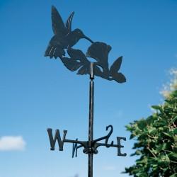 Whitehall Hummingbird Garden Weathervane