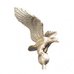 Whitehall Small Flagpole Eagle