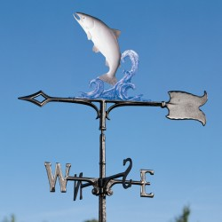 "Whitehall 30"" Trout Color Weathervane"