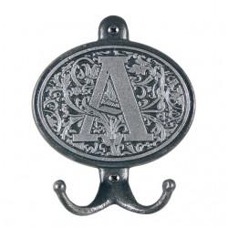 Whitehall Cloister Monogram Hooks