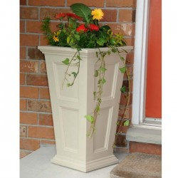 "16""W x 16""D x 28""H, Fairfield Patio Planter"