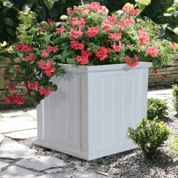 "20""W x 20""D x 20""H, Cape Cod Patio Planter"