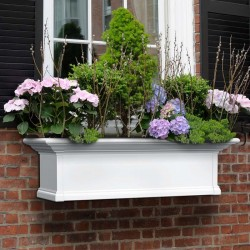 "36""W x 12""D x 10""H Yorkshire Window Box"