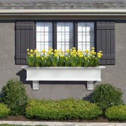 "60""W x 12""D x 10""H Yorkshire Window Box"