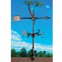 "Whitehall 30"" Amish Buggy Color Weathervane"