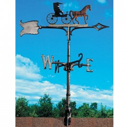 "Whitehall 30"" Country Doctor Color Weathervane"