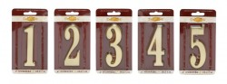 Whitehall Brass DeSign-It 4'' Numbers