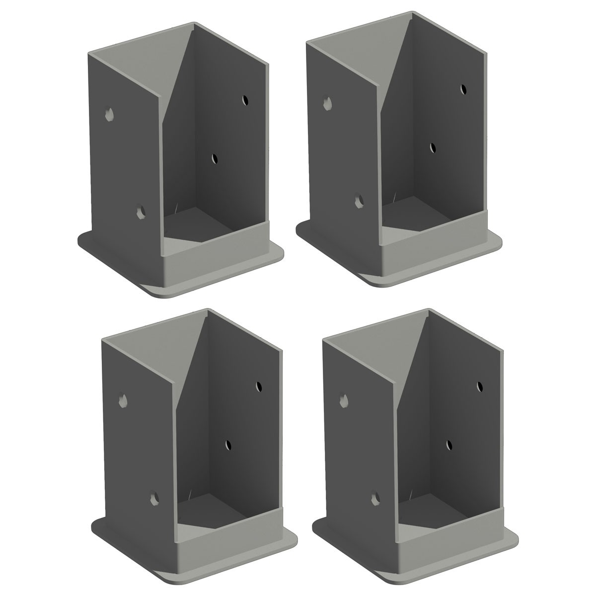 Bolt Down Bracket System Aspenberry Com
