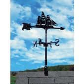 "30"" Black Weathervane"