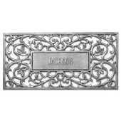 Shown in Pewter/Silver