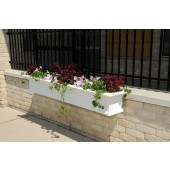 "84""W x 12""D x 10""H Yorkshire Window Box"