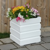 "18""W x 18""D x 20""H, Freeport Patio Planter"