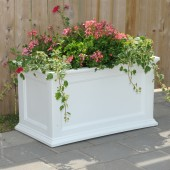 "36""W x 20""D x 20""H, Fairfield Floor Planter"