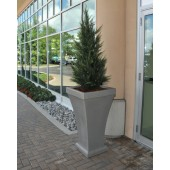 "Bordeaux 40"" Tall Planter"