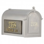 Whitehall Decorative Mailbox Side Plaques