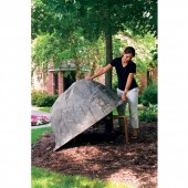 "56""L x 42""W x 30""H Artificial Rock Cover, Model 103"