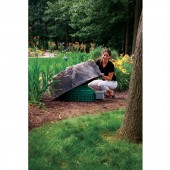 "34""L x 32""W x 15""H Artificial Rock Cover, Model 111"