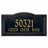 Whitehall Arbor Estate Address Plaque