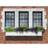 Mayne Yorkshire Window Box Planter