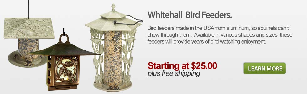 Whitehall Bird Feeders